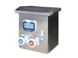 工业用电源检修箱金属材料箱体